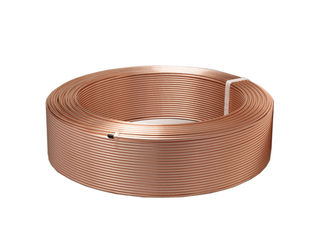 "Air Conditioner 5/32"" Copper Refrigeration Tubing LWC Bobbin Packing Coil"