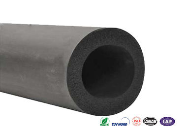 "Grade B Fireproof Air Conditioner Pipe Insulation Foam 3-1 / 8 ""55Kg / CBM Density"